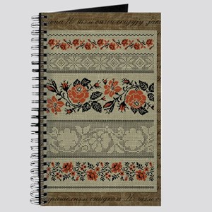 Traditional Ukrainian Embroid Journal