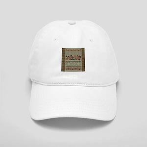 Traditional Ukrainian Embroid Cap
