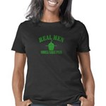 Real Men Smell Like Pigs Women's Classic T-Shirt