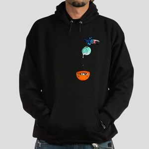 Who Can? TouCAN! Hoodie (dark)