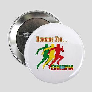 "Ethiopia Running 2.25"" Button"