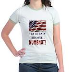 Numbnut Jr. Ringer T-Shirt