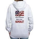 Numbnut Women's Zip Hoodie