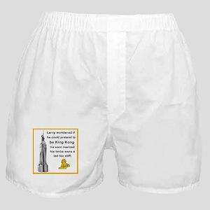 Larry and King Kong Boxer Shorts