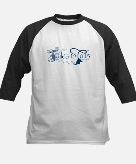 Tales to Tails Kids Baseball Jersey