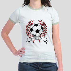 Soccer Tunisia Jr. Ringer T-Shirt
