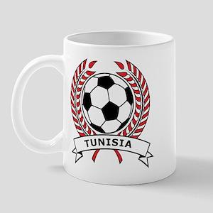 Soccer Tunisia Mug