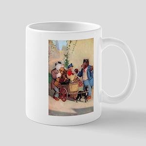 Roosevelt Bears and the Little Dutch Boy Mug
