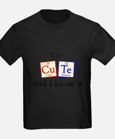 Cute Periodic table kids T