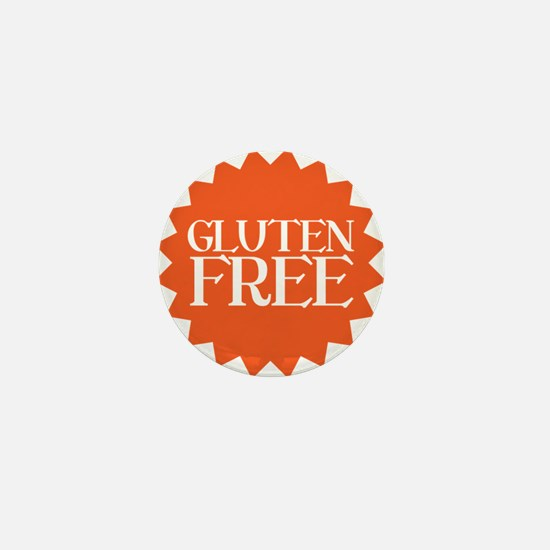 Gluten Free Mini Button