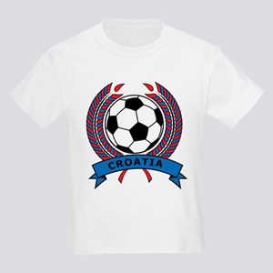 Soccer Croatia Kids T-Shirt