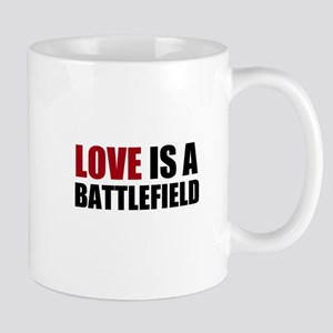 Love Is A Battlefield Mug