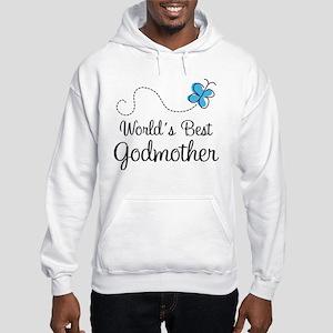 Godmother (World's Best) Gift Hooded Sweatshirt
