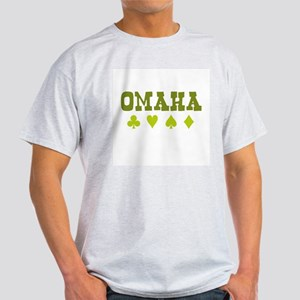 Omaha Ash Grey T-Shirt
