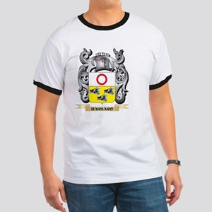Barbaro Family Crest - Barbaro Coat of Arm T-Shirt