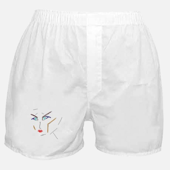 BC Sidewalker Chalk Boxer Shorts
