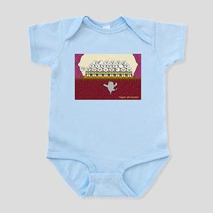 Hyper-Conductor Infant Bodysuit