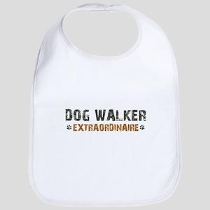 Dog Walker Extraordinaire Bib
