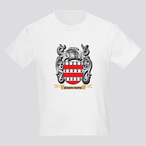 Barbarou Family Crest - Barbarou Coat of A T-Shirt