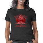 Canada Anthem Souvenir Women's Classic T-Shirt