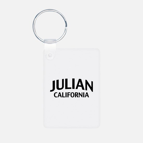 Julian California Keychains