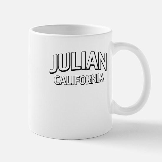 Julian California Mug