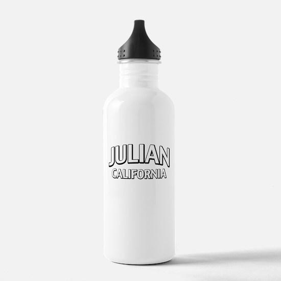 Julian California Water Bottle