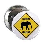 Elephant Crossing Sign 2.25