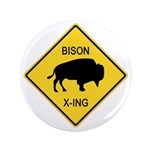 Bison Crossing Sign 3.5