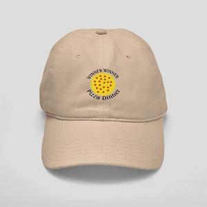 Winner Winner Pizza Dinner Cap