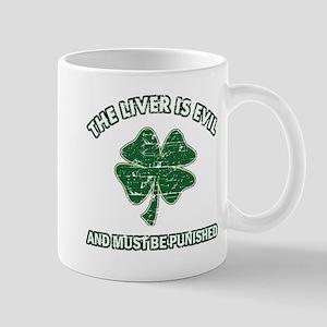 Irish drinking designs Mug