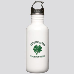 Irish drinking designs Stainless Water Bottle 1.0L