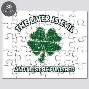 Irish drinking designs Puzzle