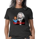 Obama Marx puppet Women's Classic T-Shirt