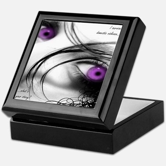 Cute Dv Keepsake Box