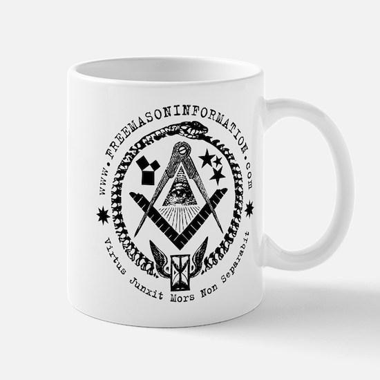 Freemason Information Mug