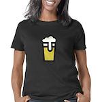 Beer Head Women's Classic T-Shirt