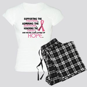 © Supporting Admiring 3.2 Breast Cancer Shirts Wom