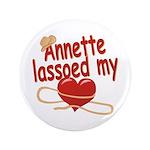Annette Lassoed My Heart 3.5