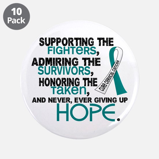 © Supporting Admiring 3.2 Cervical Cancer Shirts 3