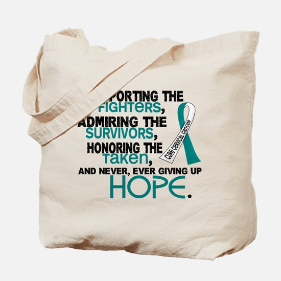 © Supporting Admiring 3.2 Cervical Cancer Shirts T