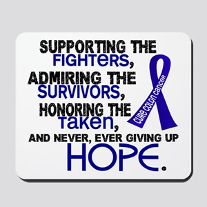 © Supporting Admiring 3.2 Colon Cancer Shirts Mous