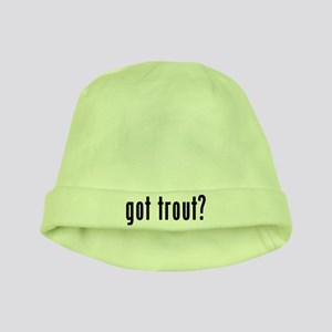 GOT TROUT baby hat