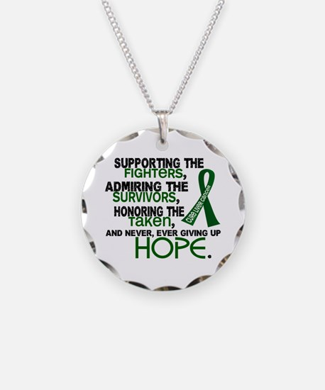 © Supporting Admiring 3.2 Liver Cancer Shirts Neck