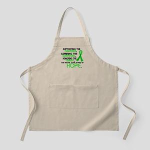 © Supporting Admiring 3.2 Lymphoma Shirts Apron