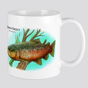 Brown Trout Mug