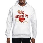 Bella Lassoed My Heart Hooded Sweatshirt