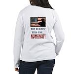 Numbnut Women's Long Sleeve T-Shirt