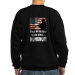 Numbnut Sweatshirt (dark)