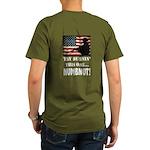 Numbnut Organic Men's T-Shirt (dark)